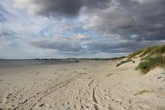 Пляж Sola, Ставангер, Норвегия – 1 Стоковые Фото