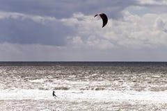 Пляж St. Питера-Ording Стоковое Изображение RF