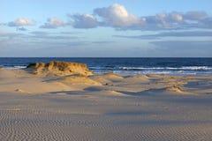 Пляж Stockton Стоковое Изображение