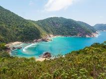 Пляж Sumaca стоковая фотография