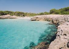 Пляж Talaier Стоковое Фото