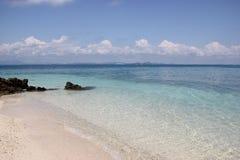 Пляж talu Koh Стоковая Фотография RF