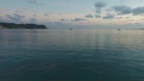 Пляж Tarimbang, остров Sumba, Индонезия видеоматериал