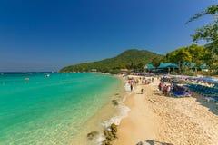 Пляж Thian Стоковые Изображения RF