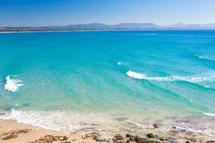 Пляж Wategoes, залив Байрона, NSW, Австралия Стоковые Фото