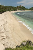 Пляж Watu Karung, Pacitan, Ява, Индонезия Стоковые Изображения