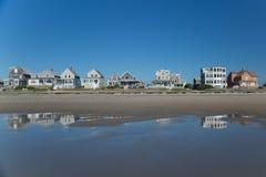 Пляж Wells стоковое изображение