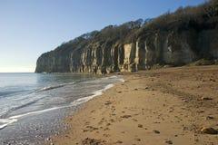 Пляж Winchelsea Стоковые Фотографии RF