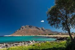 Пляж Zorba Стоковое фото RF