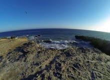Пляж Zuma Стоковая Фотография