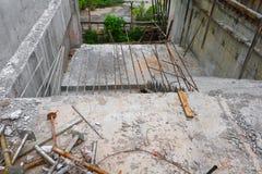 Работайте конструкция и ремонтина в здании рабочего места места Стоковые Фото