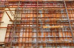 Работайте конструкция и ремонтина в здании рабочего места места Стоковое Фото
