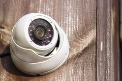 Работать камеры слежения CCTV внешний Стоковые Изображения
