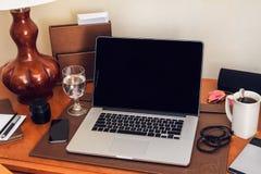 Работая стол Стоковое Фото