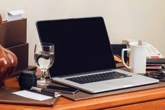Работая стол Стоковое Изображение RF
