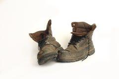 работа ботинок Стоковая Фотография RF