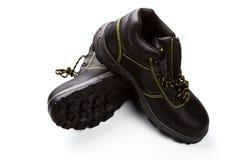 работа ботинок Стоковое фото RF