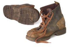 работа ботинок стоковые фотографии rf