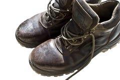 работа ботинок Стоковое Изображение