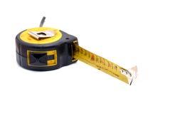 работа инструмента ленты серии измерения старая Стоковое фото RF