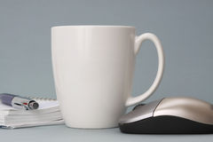 работа кофе Стоковые Изображения RF