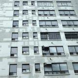 Работа краски здания Стоковая Фотография RF