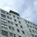 Работа краски здания Стоковые Фотографии RF