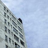 Работа краски здания Стоковое Изображение RF