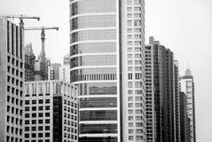 работа места офиса дела жилого здания Стоковое Изображение RF