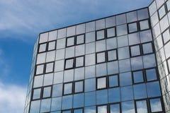 работа места офиса дела жилого здания Стоковое Фото
