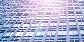 работа места офиса дела жилого здания Стоковые Фото