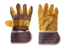 работа перчаток Стоковые Фото