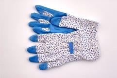 работа перчаток Стоковые Изображения RF