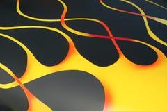 работа пламени стоковые фотографии rf