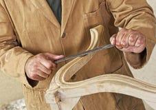 работа плотника стоковое изображение rf