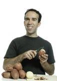 работа приготовления уроков кухни Стоковая Фотография RF