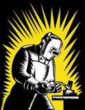работа welder бесплатная иллюстрация