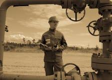 Работника клапан близко хороший головной Стоковая Фотография