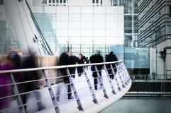 работники городской администрации Стоковое Изображение RF