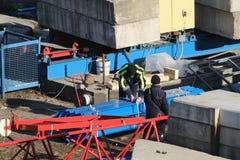 работники конструкции 2 Стоковое Изображение RF