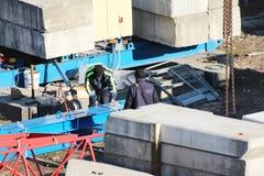работники конструкции 2 Стоковая Фотография