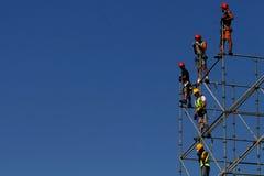 работники лесов Стоковые Фото