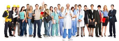 работники людей Стоковое фото RF