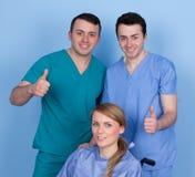 Работники медицинского соревнования Стоковые Фото