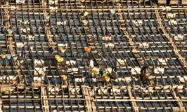 Работники моря Стоковое Фото