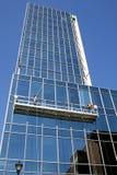 работники небоскреба Стоковое фото RF