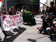 Работники секс-бизнеса Стоковое фото RF