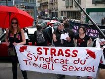 Работники секс-бизнеса Стоковые Фото