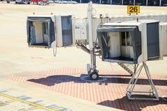 Работник авиапорта земной Стоковая Фотография RF