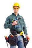 работник водопроводчика стоковые фотографии rf